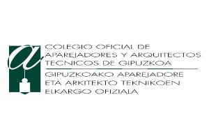 Logo COAAT GIPUZKOA