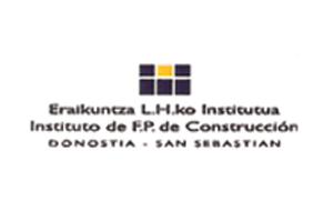 Logo Eraikuntza L.H.ko Institutua