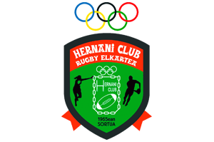 Logo Hernani Club Rugby Elkartea