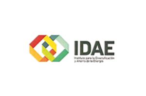 Logo Idae