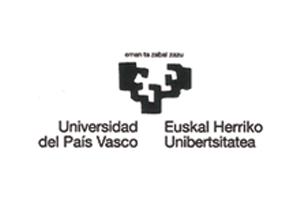Logo Universidad del País Vasco
