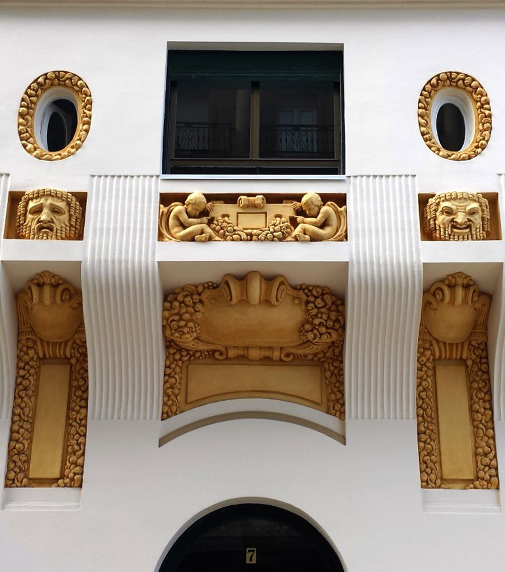 rehabilitación de fachadas y patrimonio histórico