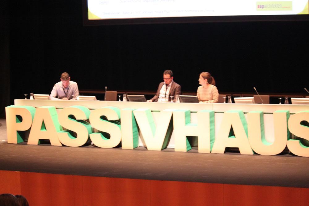 foto noticia: Kursaal Green presenta el proyecto ENEGUR en la 8ª Conferencia Passivhaus