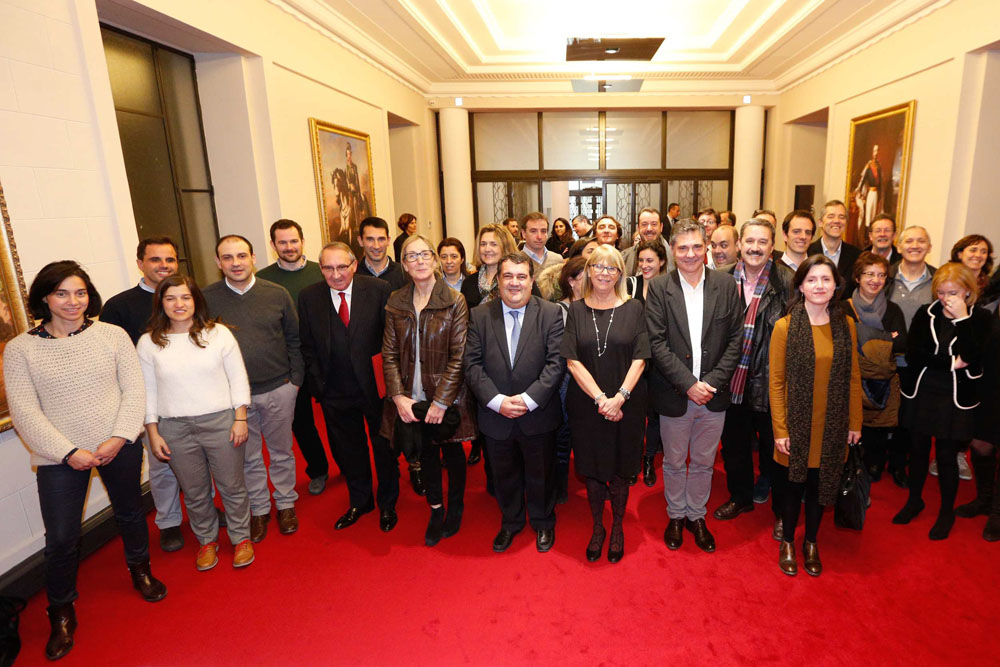 foto noticia: Kursaal Green participa en la misión empresarial a Niza organizada por el Cluster Smart de Fomento de San Sebastián.