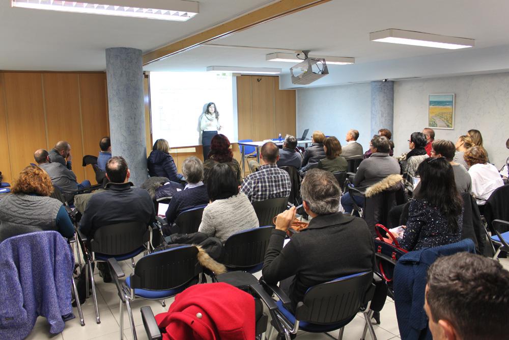 foto noticia: Kursaal Green en la Jornada Técnica organizada por el Colegio Territorial de Administradores de Fincas de Gipuzkoa y Álava.