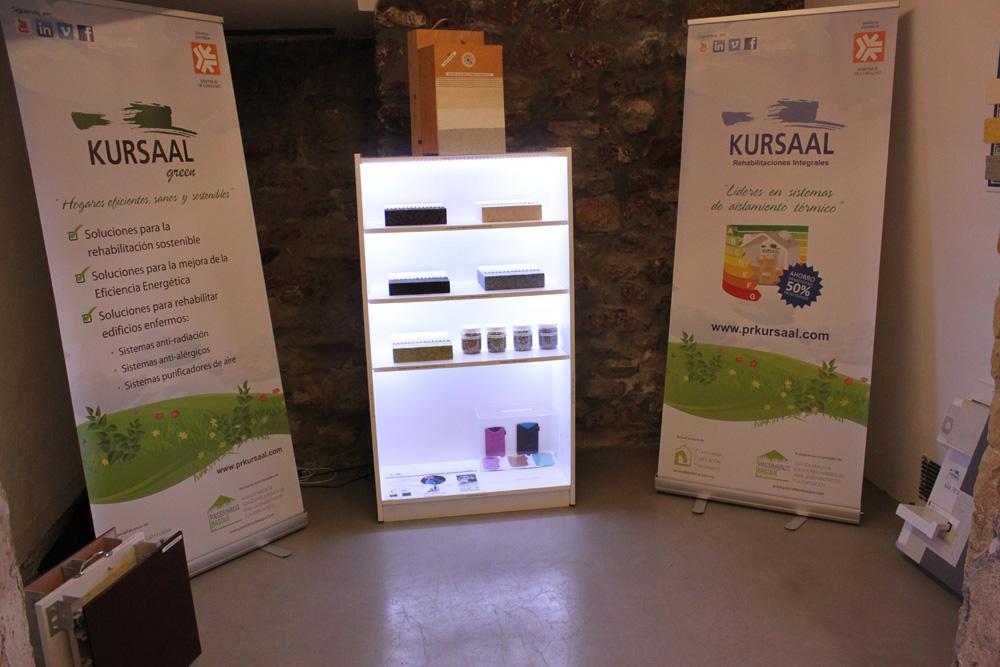 foto noticia: Kursaal Rehabilitaciones presente en la Semana Europea de la Energía Sostenible