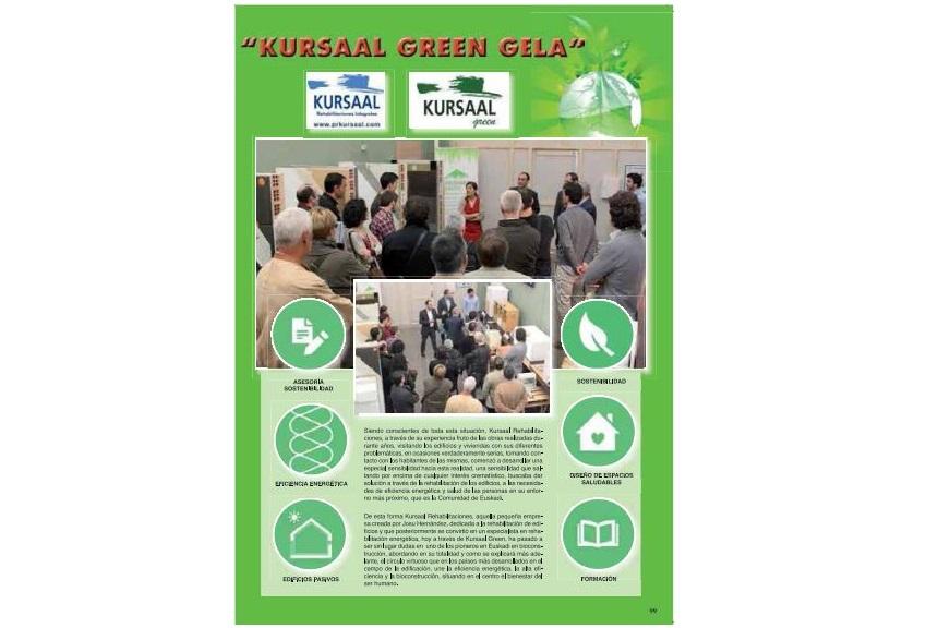 foto noticia: Inauguramos Kursaal Green Gela