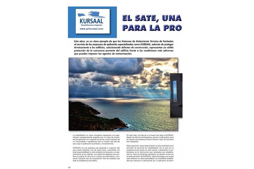 foto noticia: Entrevista: El SATE, una solución todoterreno para la protección de fachadas