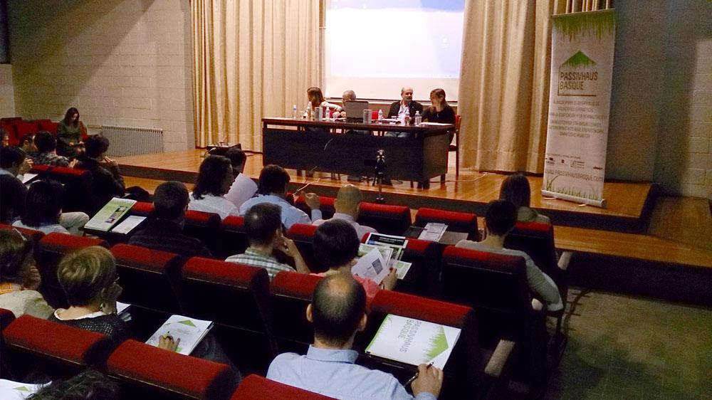 foto noticia: I Jornada Técnica sobre soluciones energéticas para la edificación y la rehabilitación de edificios