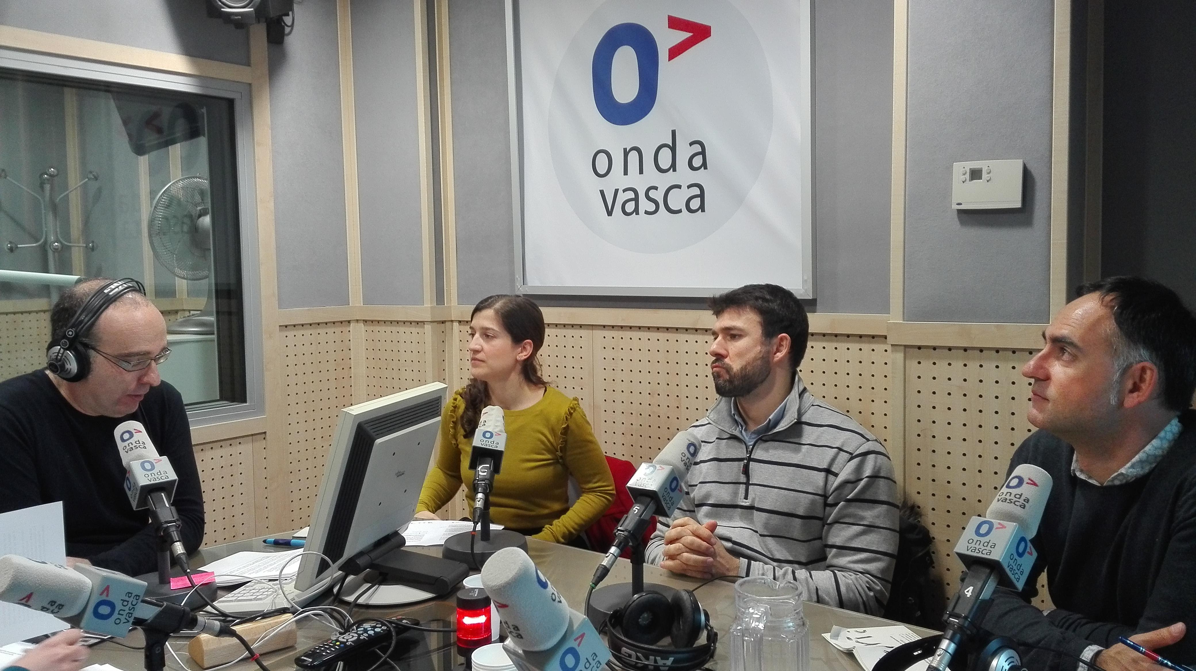 foto noticia: Kursaal Green, Cristina Enea  y Aranzadi presentamos la 2ª edición de la campaña Txoriak en Onda Vasca