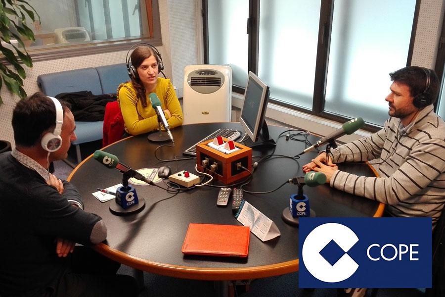 foto noticia: Kursaal Green, Cristina Enea  y Aranzadi presentamos la 2ª edición de la campaña Txoriak en Cope