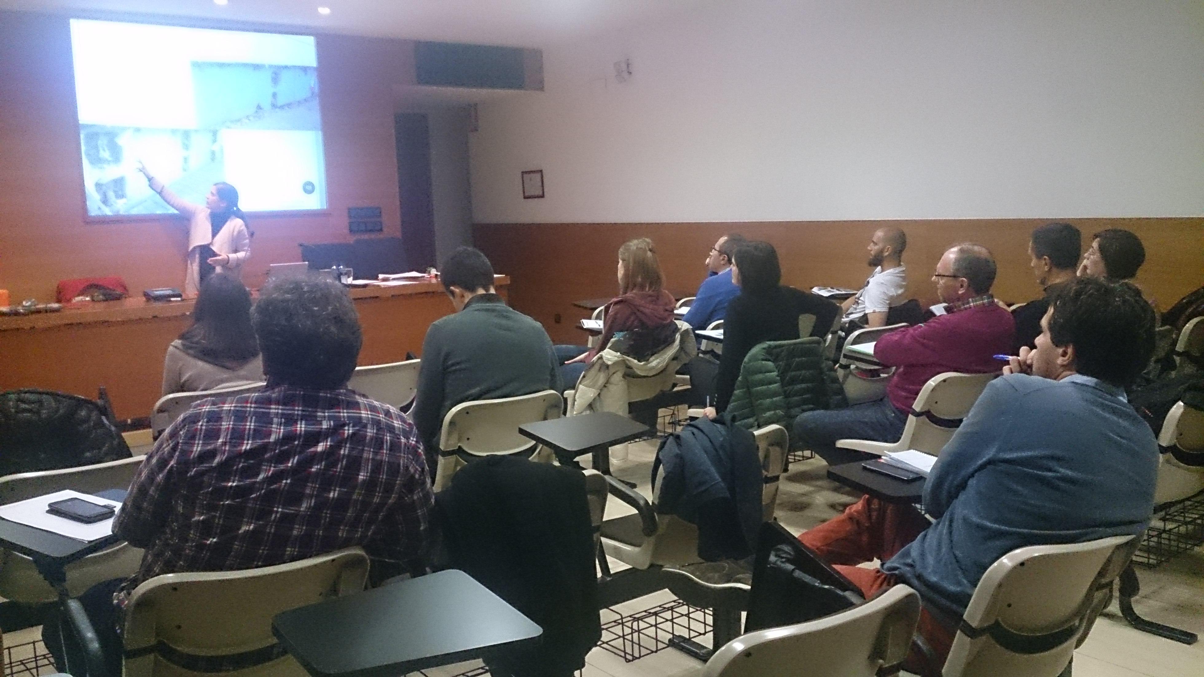 """foto noticia: Kursaal Green ha impartido el curso """"Fachadas Ventiladas: Ejecución y Patologías"""" en el COAAT de Álava"""