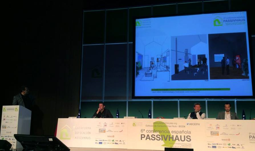 imagen 2 de noticia: kursaal-rehabilitaciones-presente-en-la-6-conferencia-espaola-passivhaus