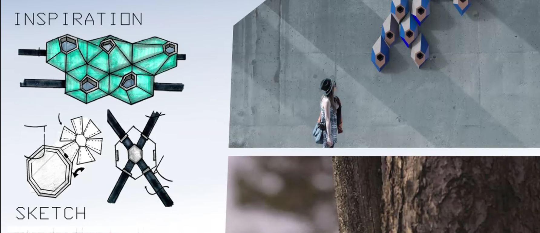 foto noticia: Kursaal Rehabilitaciones. Diseños de cajas nido realizados por alumnos de Tecnun
