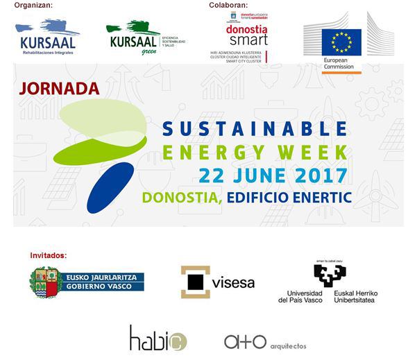 imagen noticia: kursaal-rehabilitaciones-organiza-una-jornada-en-la-semana-europea-de-la-energa-sostenible-2017