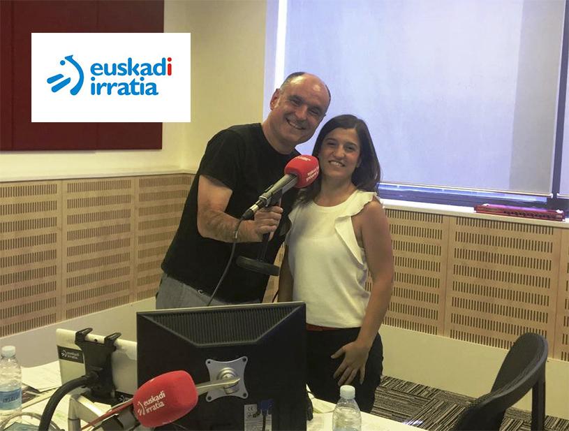 foto noticia: Kursaal Green y Ekogunea hablan sobre la 2ªSemana de la Bioconstrucción en Euskadi Irratia