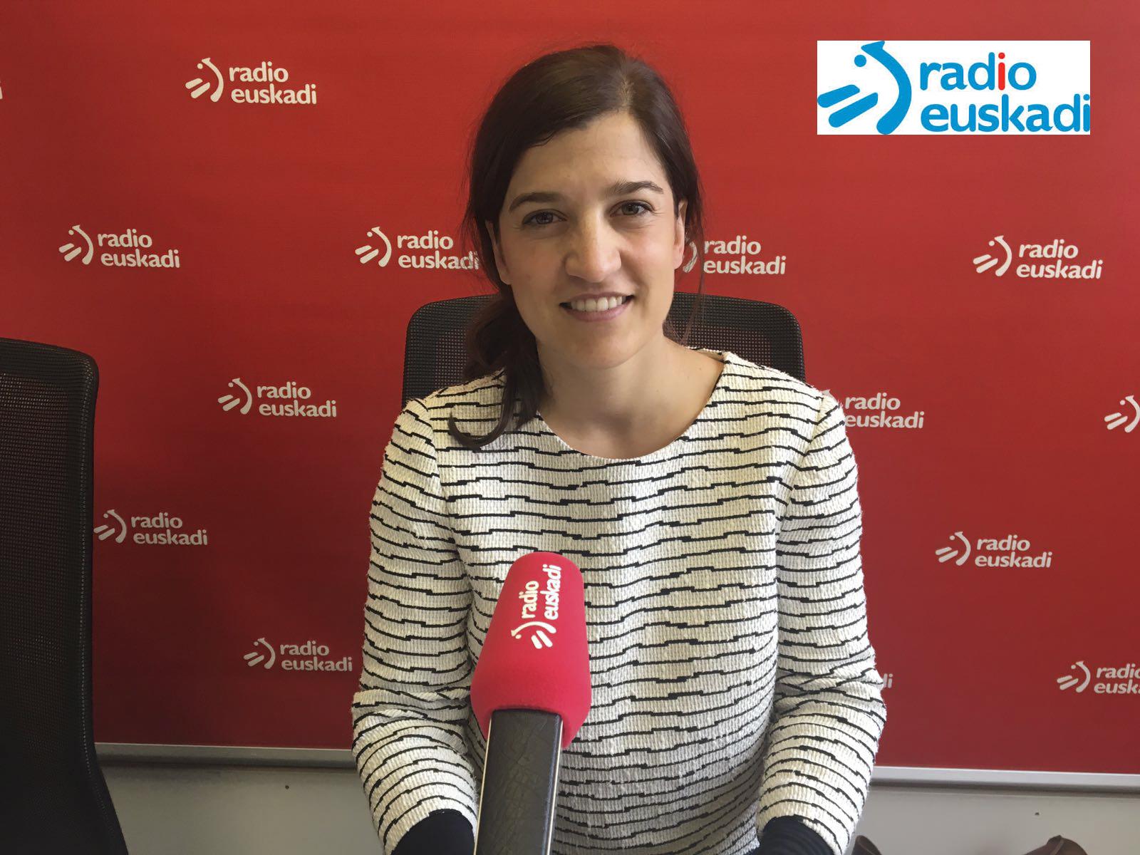 foto noticia: Entrevista a Marta Epelde, Responsable del Departamento de Eficiencia y Sostenibilidad Kursaal Green en Radio Euskadi