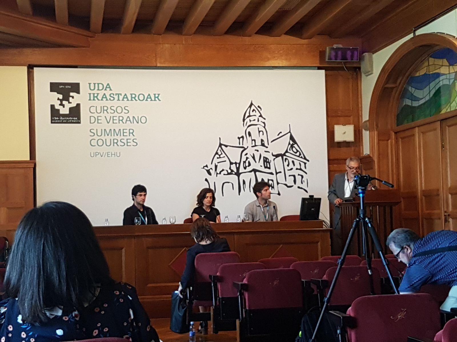 foto noticia: Un año más Kursaal Green participamos en la octava edición del EESAP-CICA 1
