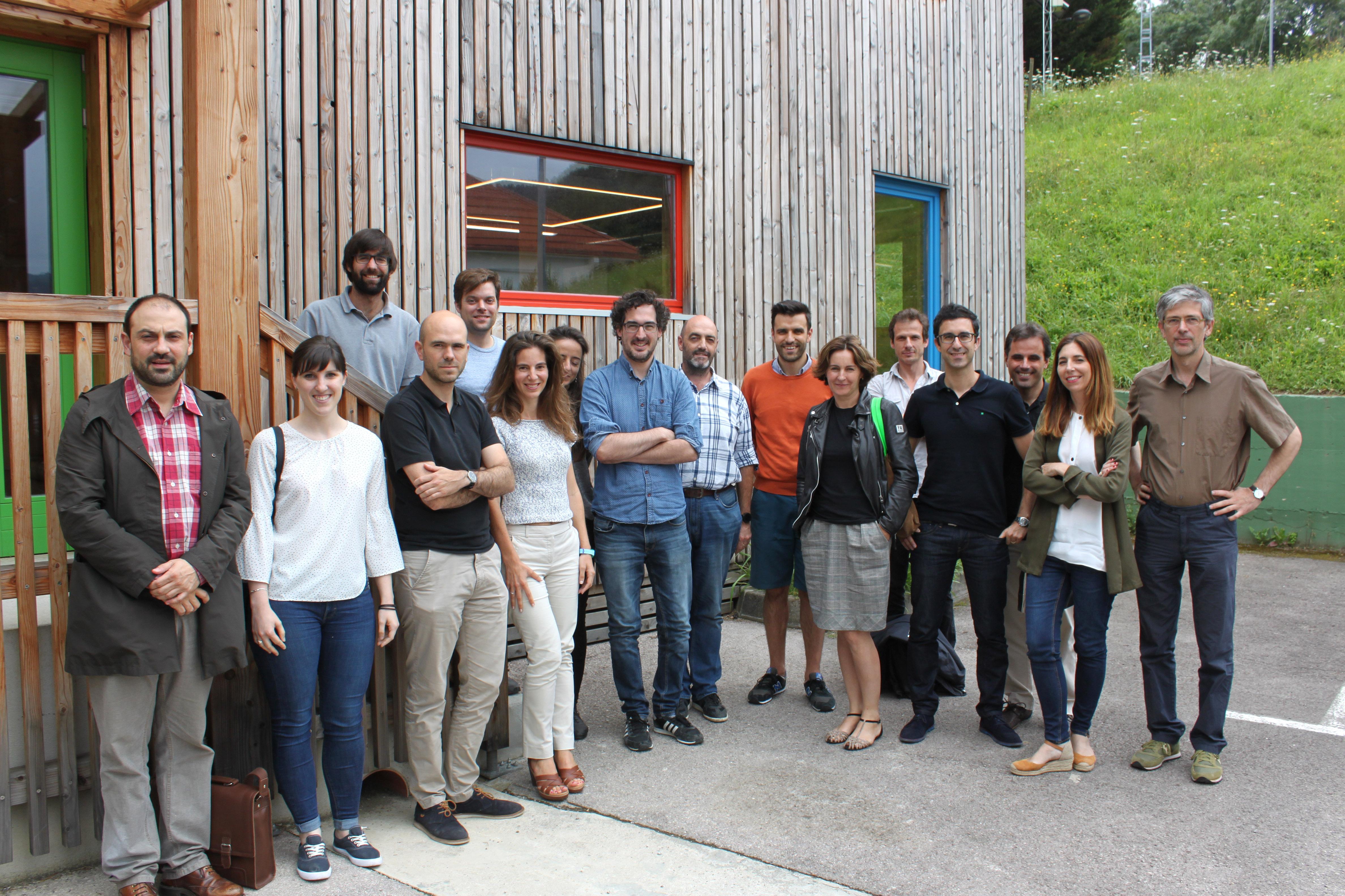 foto noticia: Finaliza el curso Passivhaus Designer organizado por Energiehaus con la colaboración de Kursaal Green