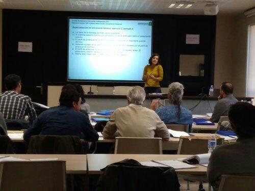 foto noticia: Kursaal Green hemos sido invitados a dar una clase dentro del curso Passivhaus Tradesperson celebrado en Bizkaia