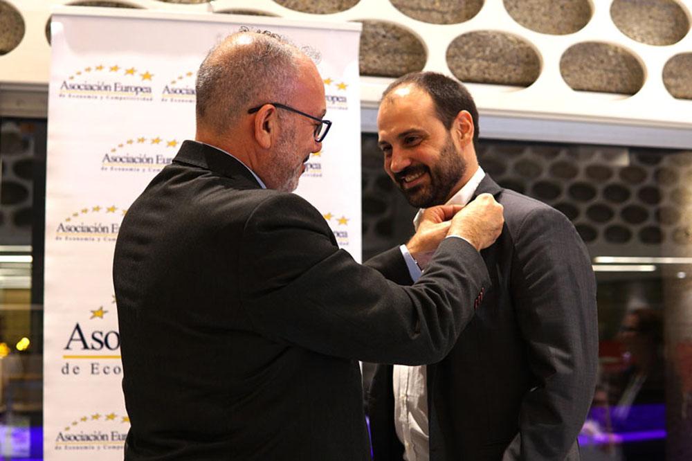 imagen 3 de noticia: kursaal-recibe-la-medalla-de-oro-europea-al-mrito-en-el-trabajo