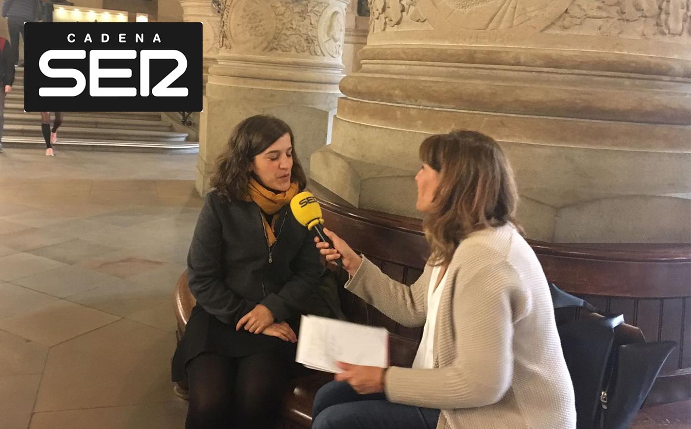 foto noticia: Cadena Ser se interesa por la Misión Empresarial a Hamburgo en la que participa Kursaal Rehabilitaciones