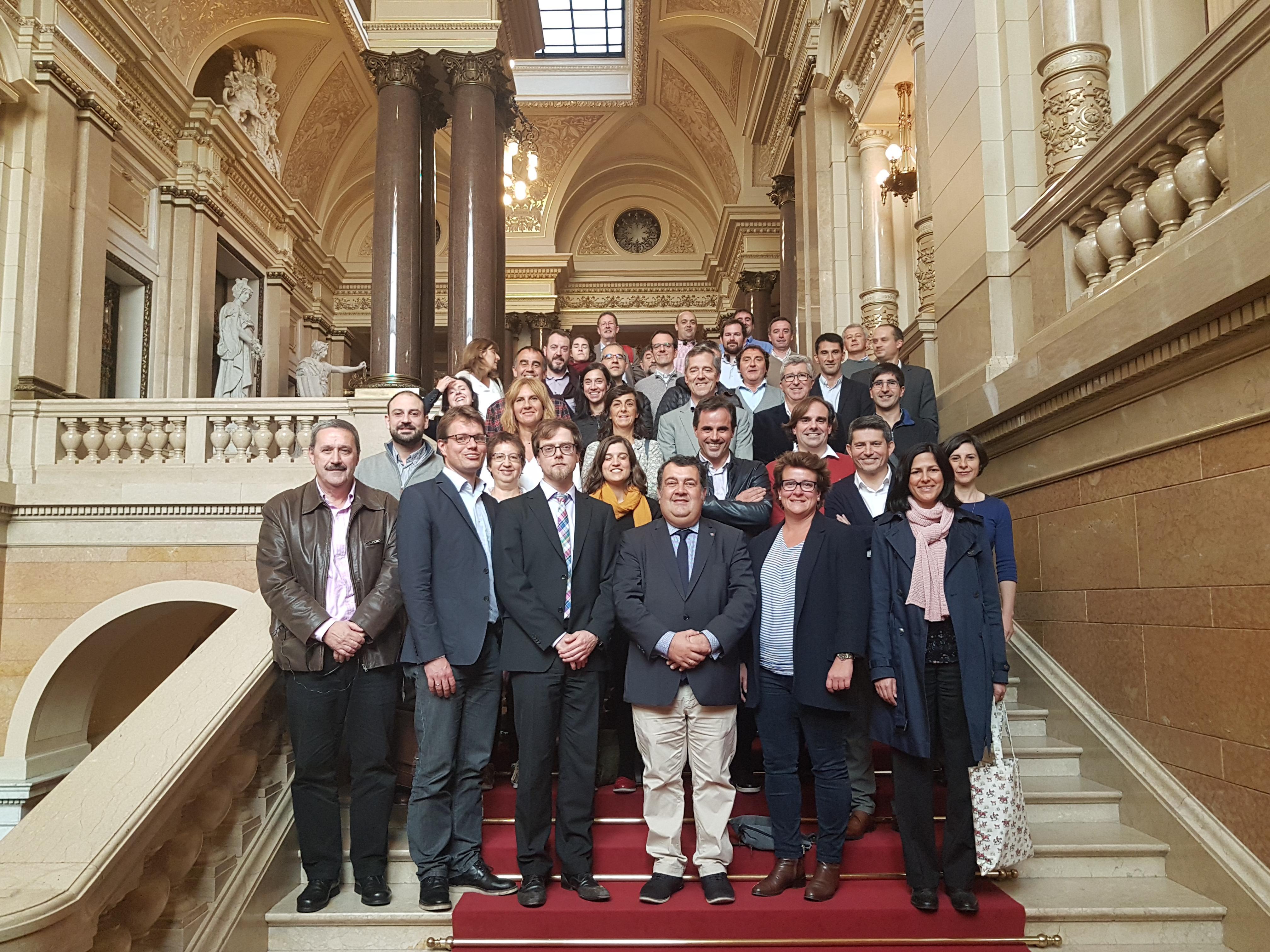 foto noticia: Kursaal participamos un año más en la Misión Empresarial Internacional organizada por Fomento San Sebastián