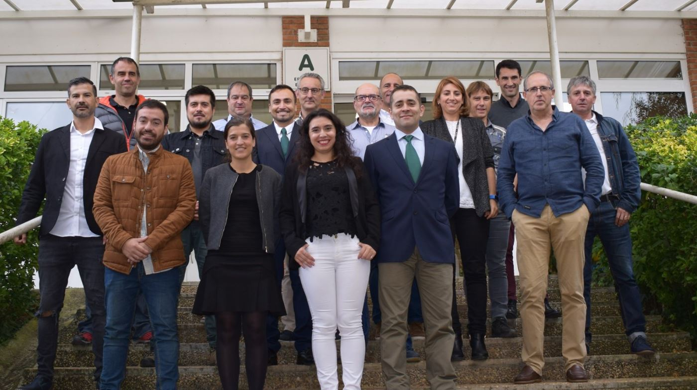 """foto noticia: Finaliza la 3ª edición del Programa """"Técnicos para Chile"""" en el que Kursaal Green ha participado impartiendo dos asignaturas"""