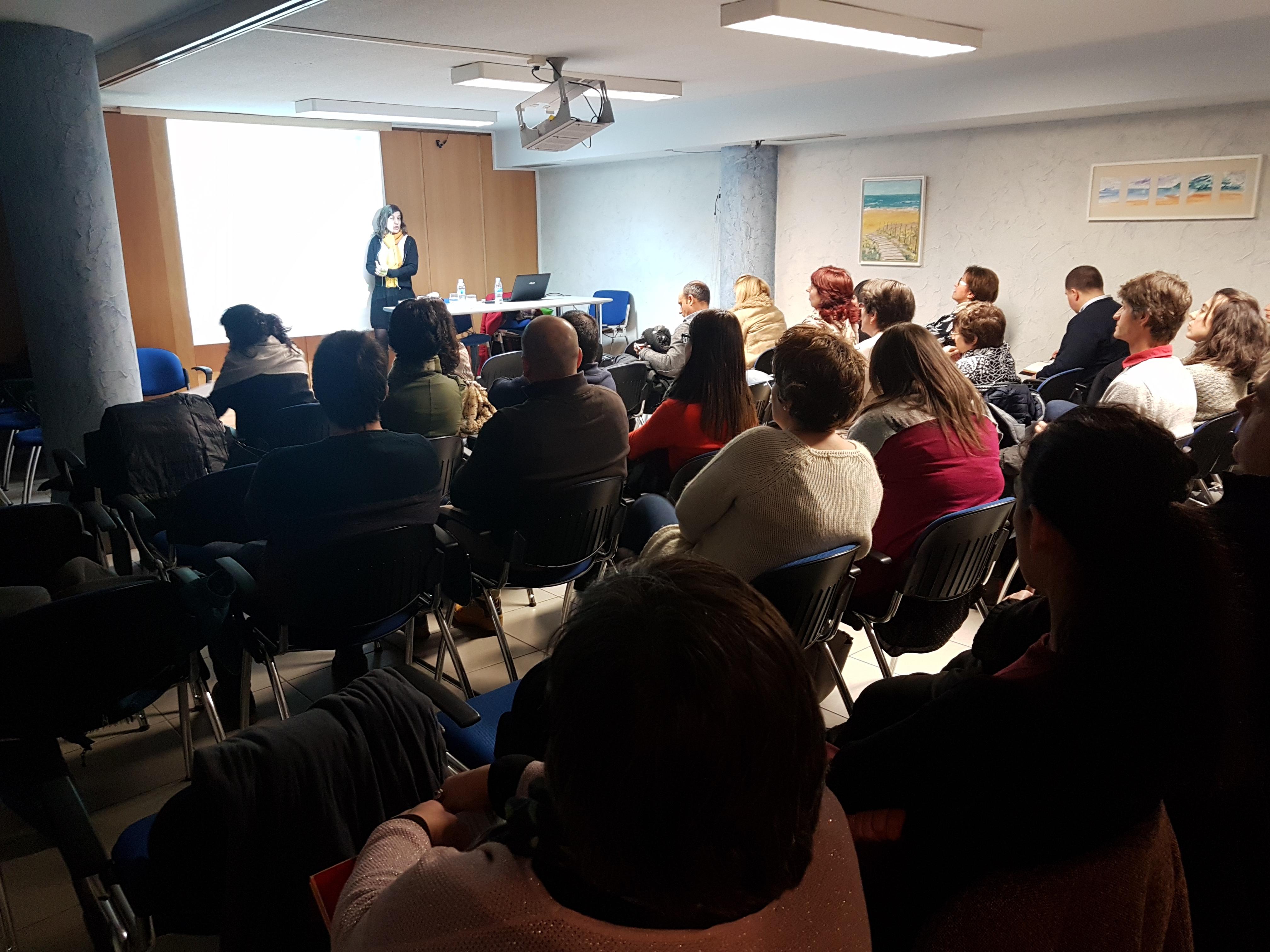 foto noticia: Nuevamente impartimos formación en el Colegio Territorial de Administradores de Fincas de Gipuzkoa y Álava