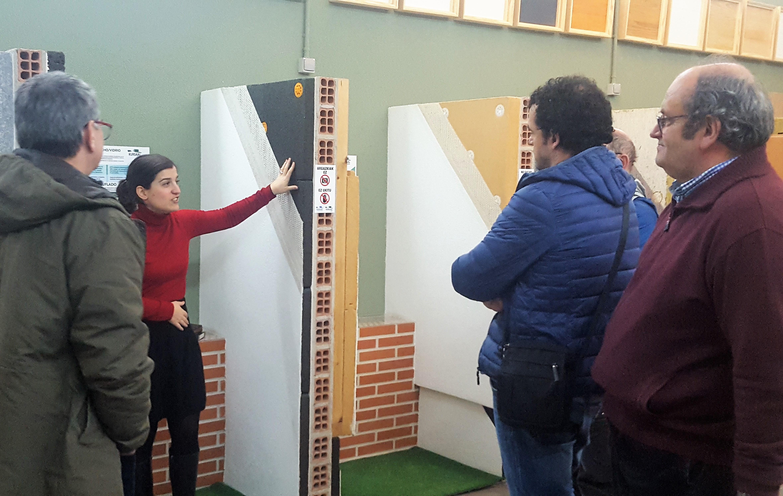 foto noticia: Técnicos de Ayuntamientos y Diputación de Gipuzkoa visitan Kursaal Green Gela