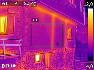 foto noticia: Impartimos charla sobre funcionamiento de las cámaras termográficas en COAAT Bizkaia