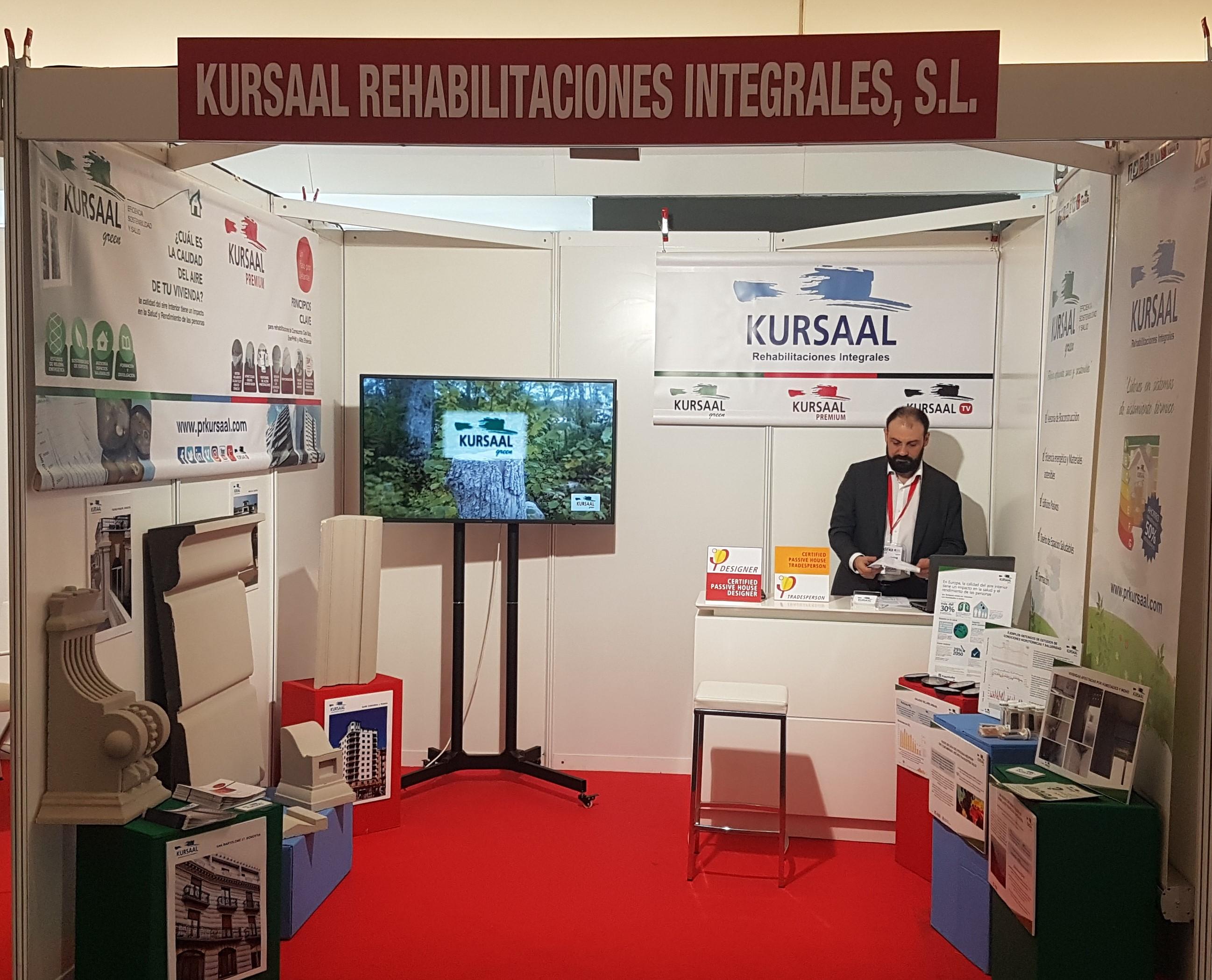 foto noticia: Kursaal participamos en la Feria ediFica celebrada el 28, 29 y 30 de junio en Pamplona