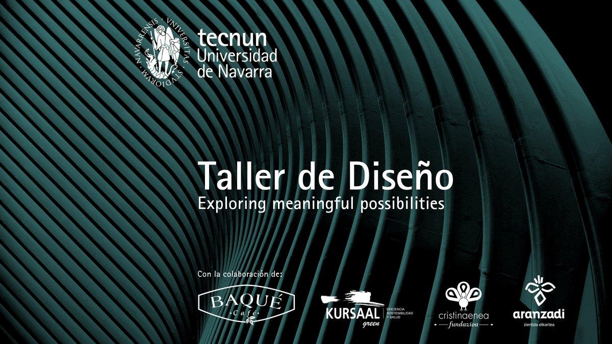foto noticia: Impartimos una charla en la Escuela de Ingeniería Tecnun de la Universidad de Navarra