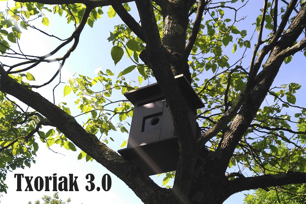 foto noticia: Arrancamos la tercera edición de nuestra Campaña de Responsabilidad Social TXORIAK