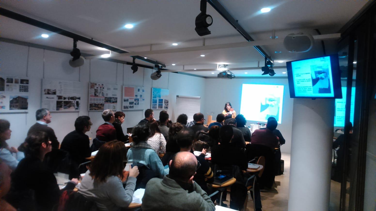 """foto noticia: Celebramos la 9ª edición de nuestro curso """"Correcta Ejecución y Patologías de SATE"""" en COAVN"""