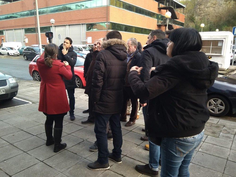 foto noticia: Impartimos nuestro curso sobre Termografía en el COAAT de Bizkaia