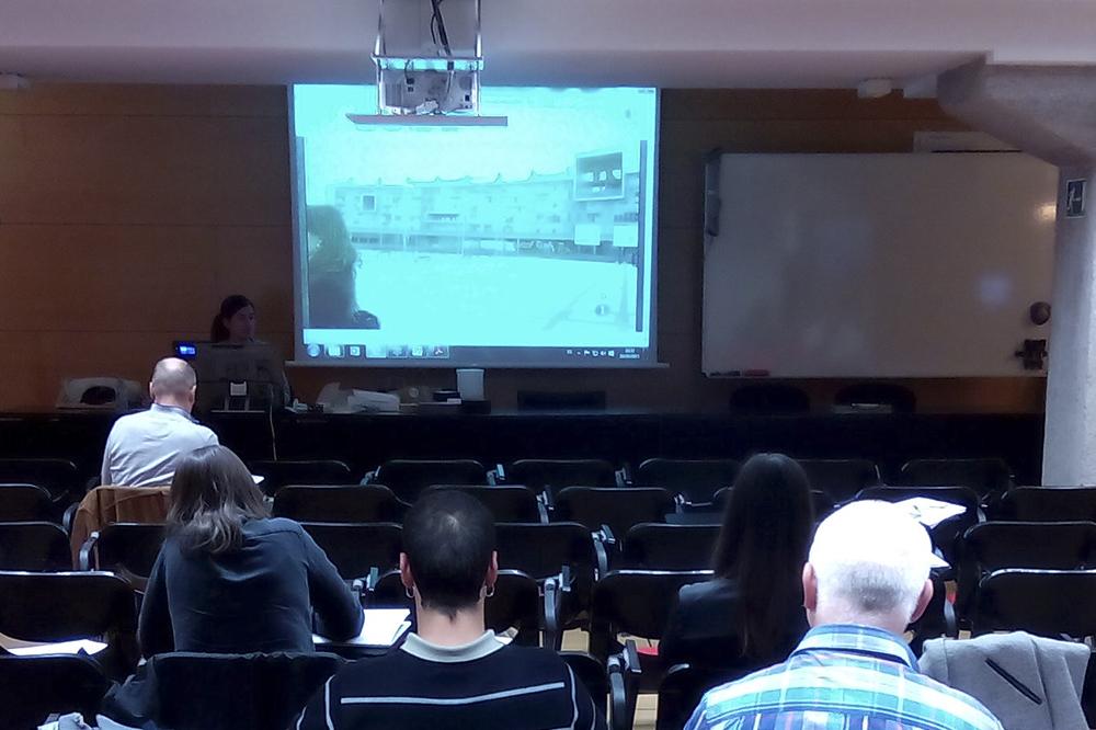 foto noticia: Impartimos curso sobre Fachadas Ventiladas en el COAAT de Gipuzkoa