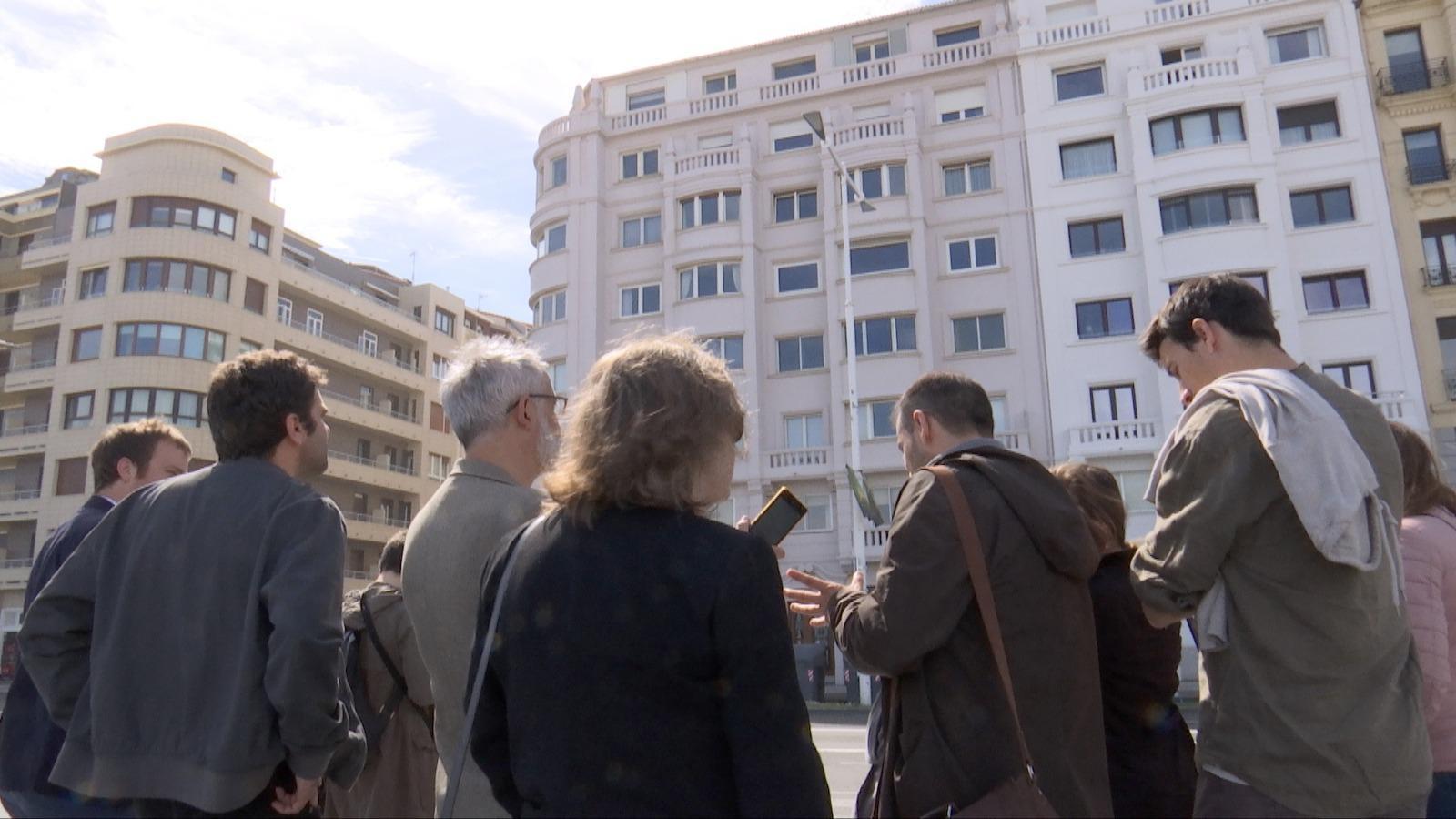 foto noticia: BIM4REN se acerca a Donostia para visitar de primera mano el edificio Piloto que forma parte del proyecto