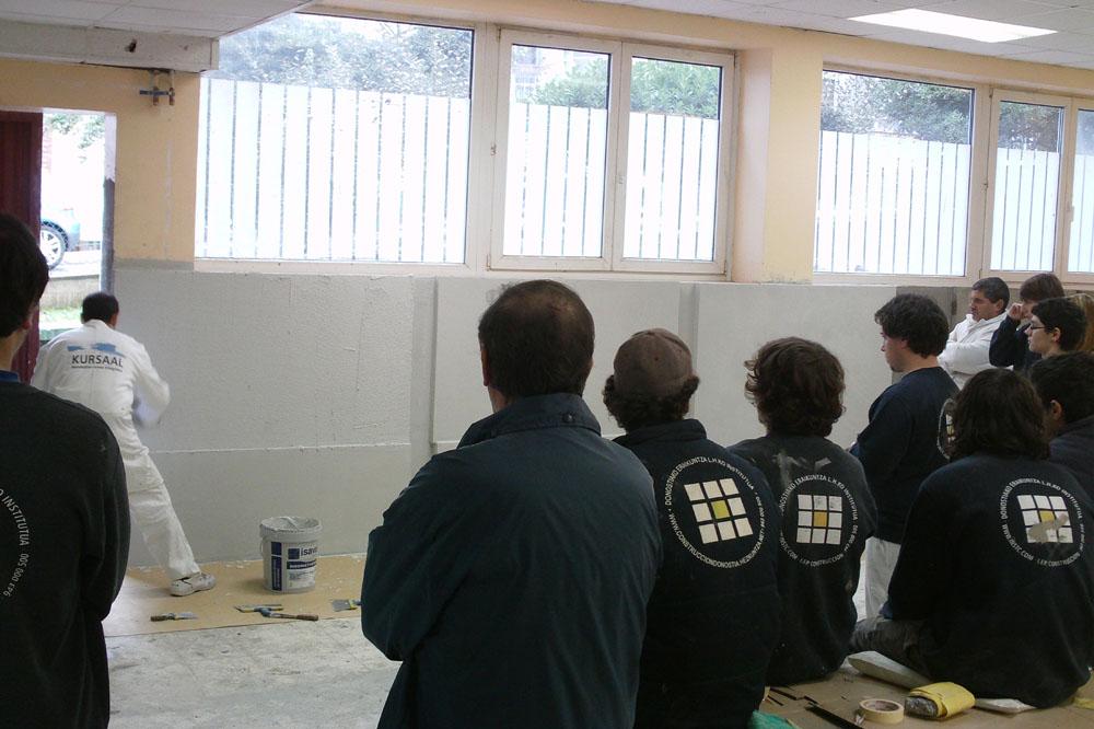 foto noticia: Nuevo éxito del curso sobre Sistemas de Aislamiento Térmico que impartimos
