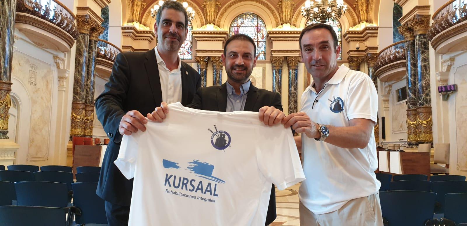 imagen 4 de noticia: kursaal-rehabilitaciones-apoya-al-club-de-remo-donostiarra