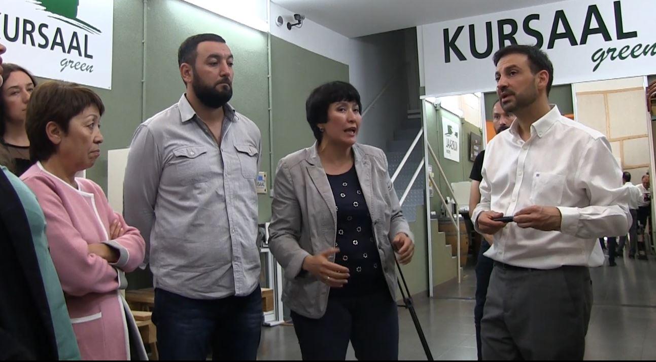 imagen 2 de noticia: noticia-una-delegacin-de-empresas-e-instituciones-de-kazajitn-visita-por-segunda-vez-kursaal-rehabilitaciones