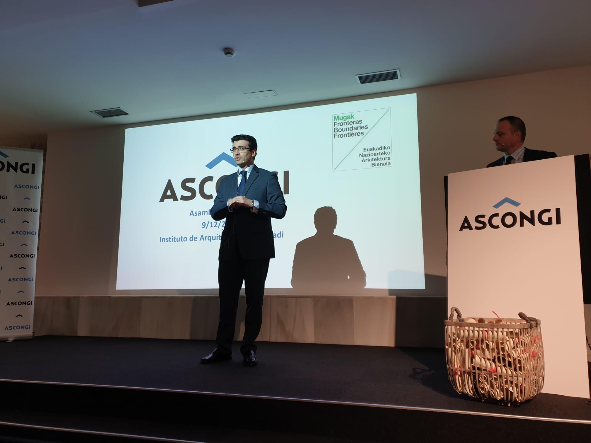 foto noticia: Un año más asistimos a la Asamblea General de ASCONGI