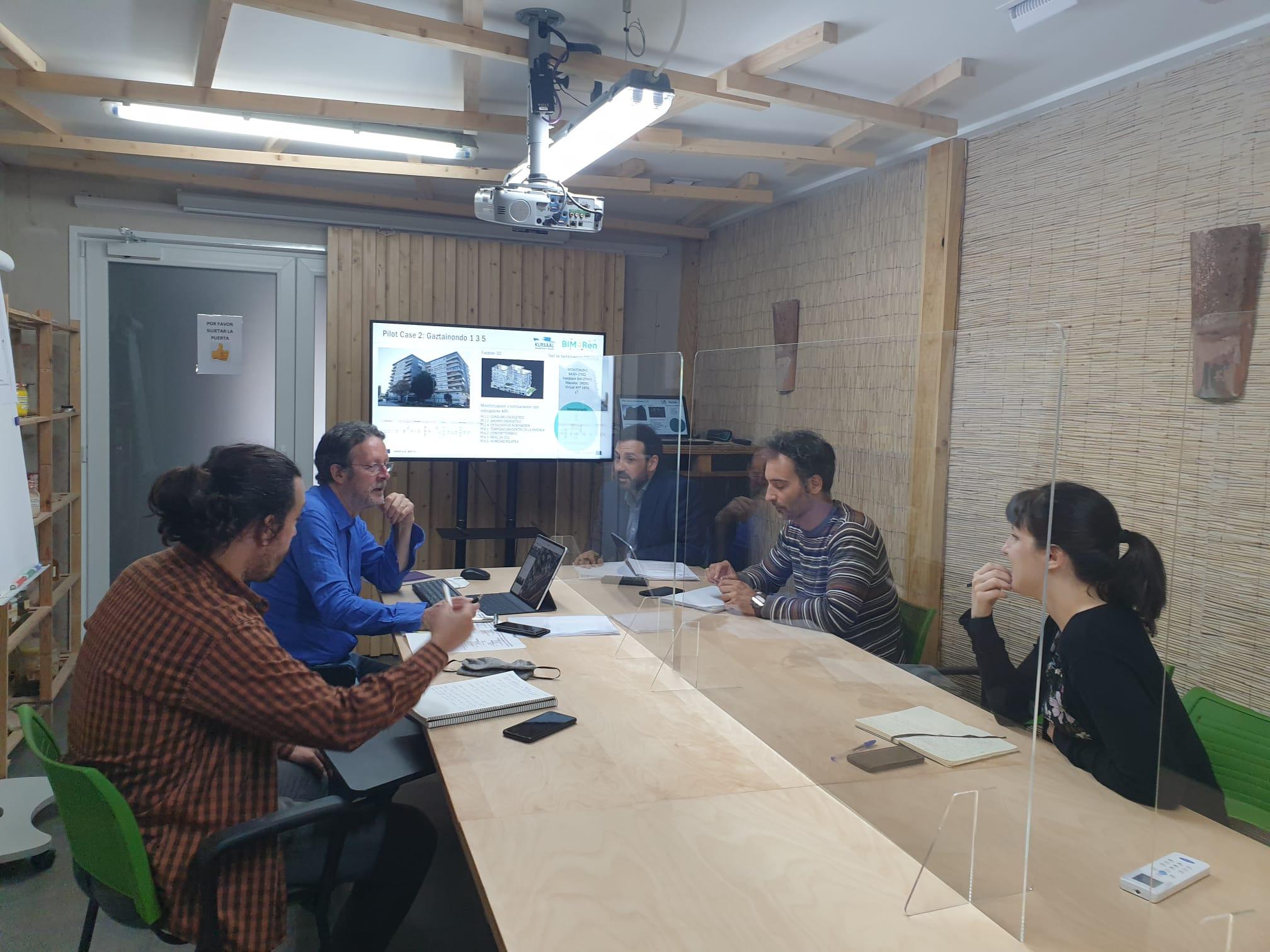 foto noticia: Organizamos junto a FRL Arquitectos un Living Lab entorno al proyecto BIM4Ren