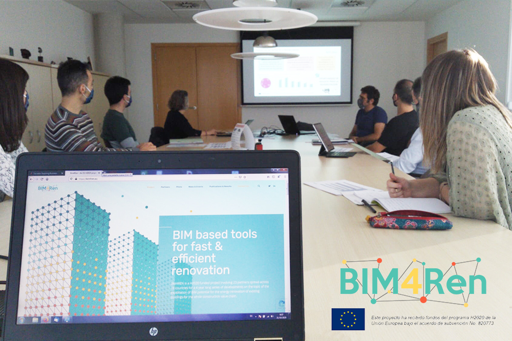 foto noticia: Participamos en el Workshop de BIM4Ren organizado por Tecnalia