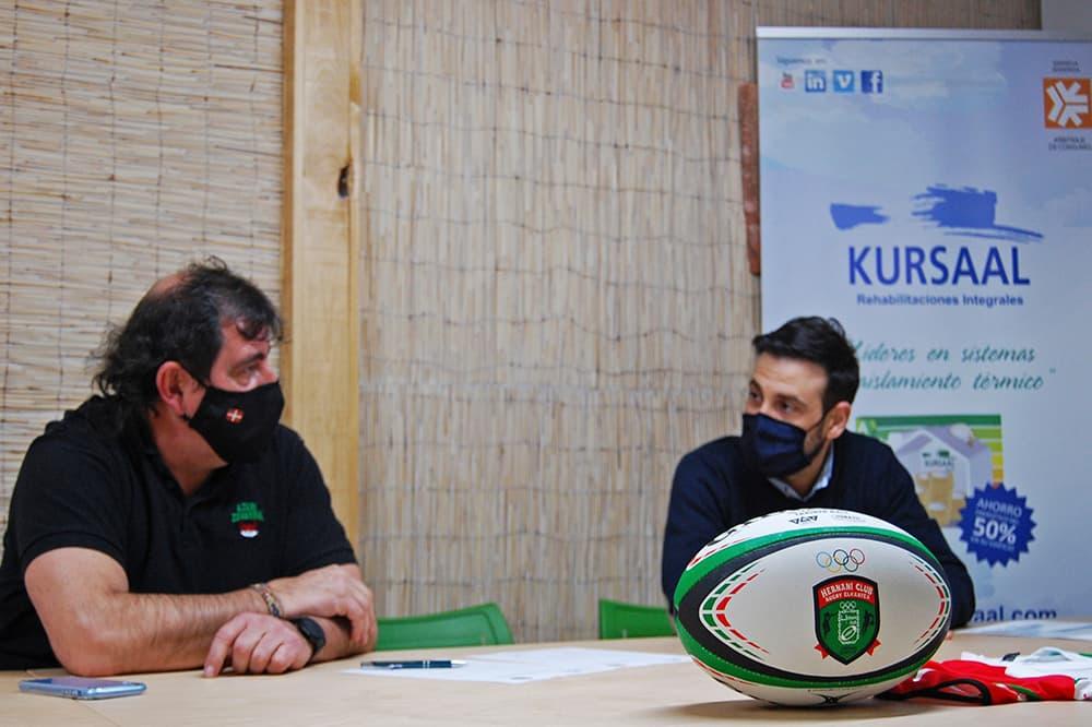 imagen 4 de noticia: grupo-kursaal-patrocinamos-a-hernani-club-rugby-elkartea-en-esta-temporada-2020-2021