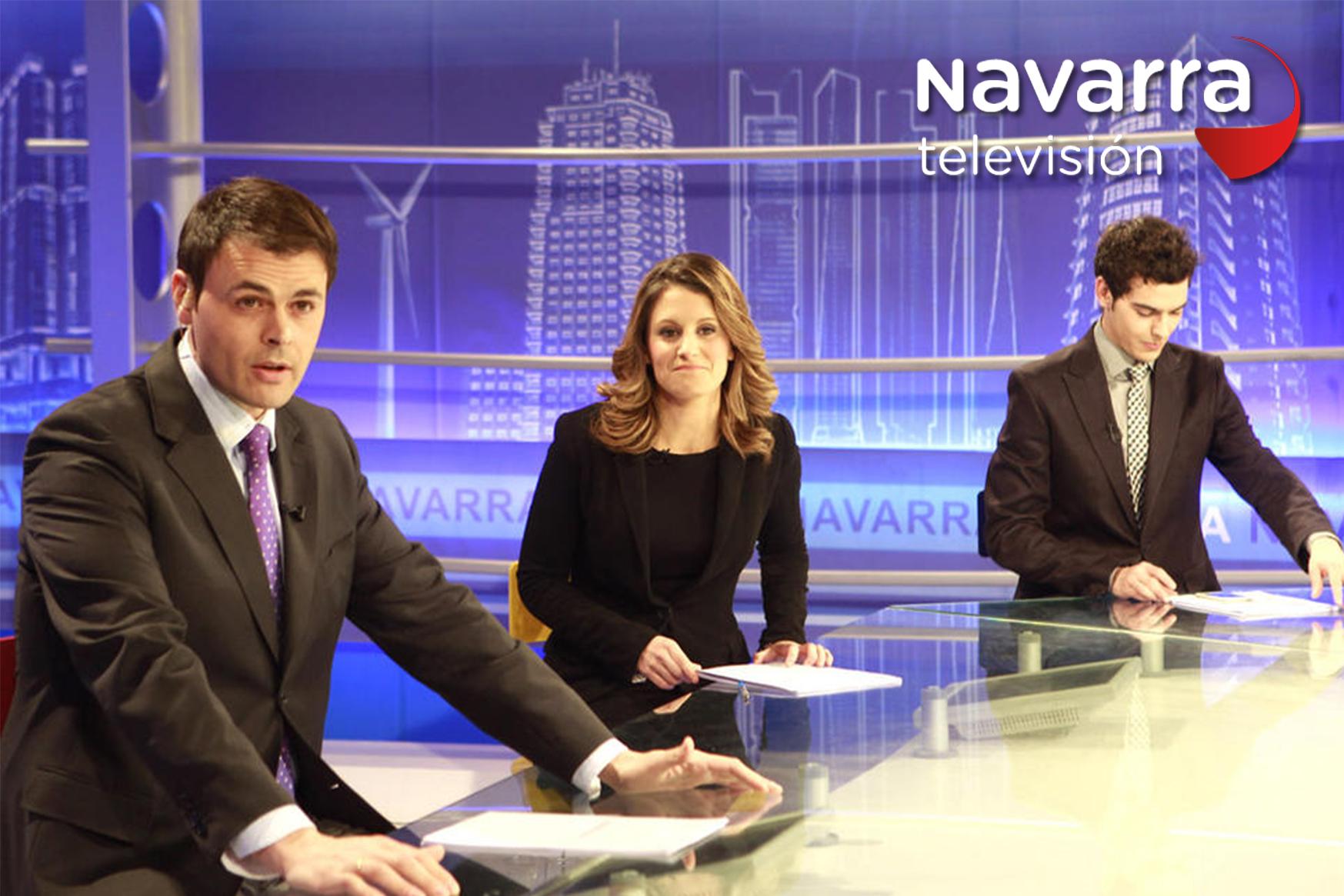 foto noticia: Kursaal Green y el proyecto de Oskotz en Navarra TV