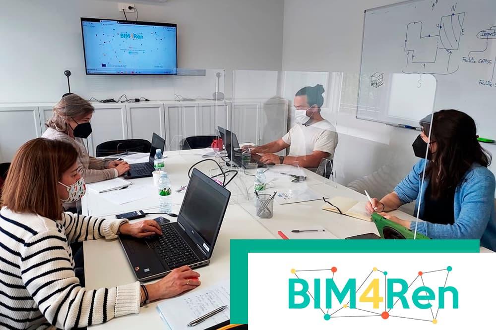 foto noticia: Tecnalia y Grupo Kursaal organizamos un workshop para probar las herramientas desarrolladas dentro del marco BIM4Ren
