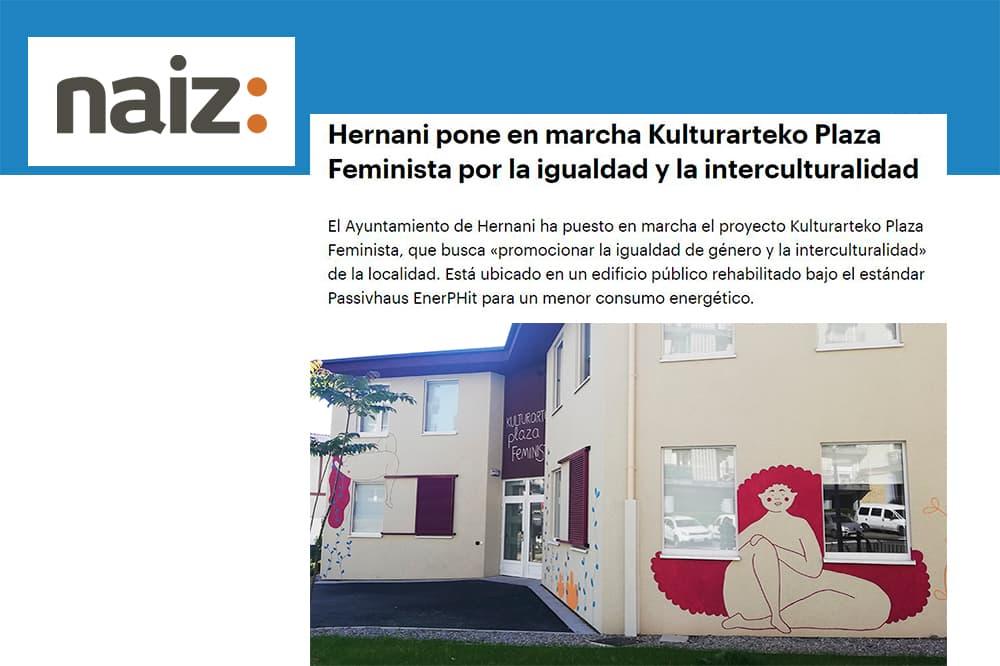 imagen noticia: artculo-en-naiz-hernani-pone-en-marcha-kulturarteko-plaza-feminista-por-la-igualdad-y-la-interculturalidad