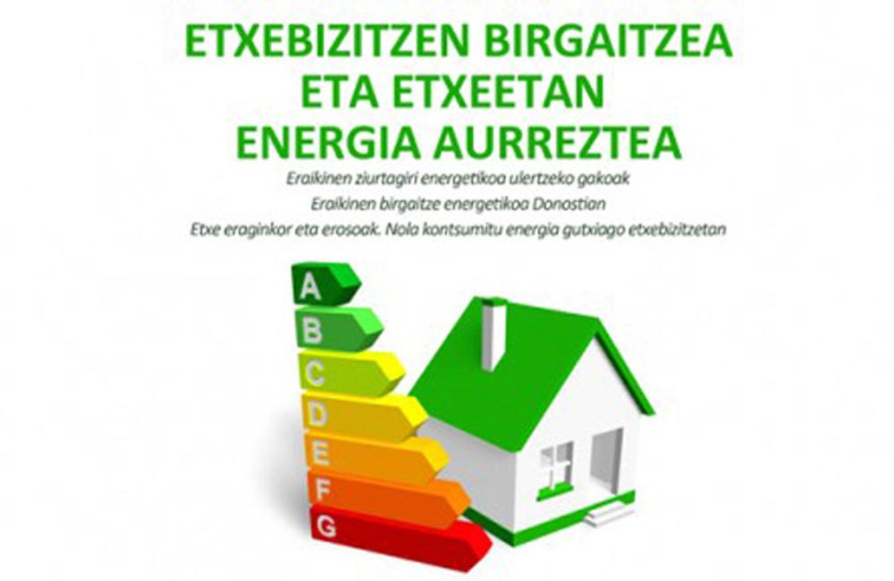 foto noticia: Mesa Redonda: Rehabilitación de viviendas y ahorro energético en los hogares