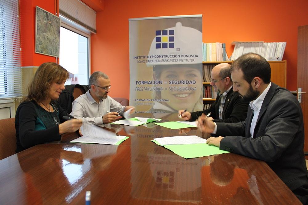 foto noticia: Nace la Alianza Vasca de Soluciones Energéticas para la Edificación y la Rehabilitación: PASSIVHAUSBASQUE